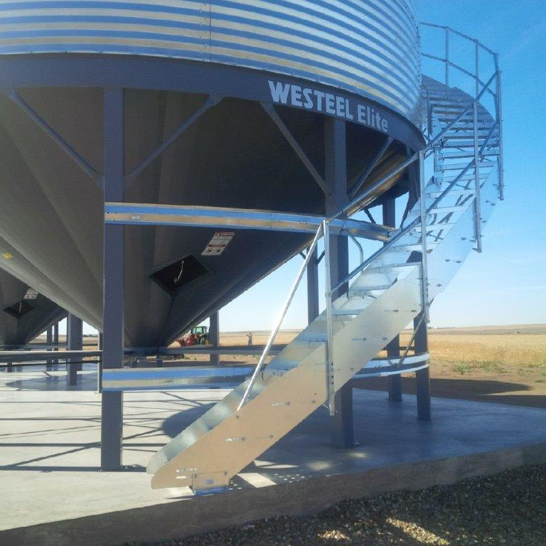 Grain Storage Solutions | All Your Grain Storage Needs, We've Got